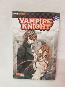 Vampire Knight Manga Band 19