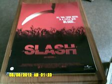 Cartel De Película Horror Slash () A2