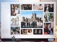 Downton Abbey Gibsons 1000 Piece Castle Jigsaw Puzzle COMPLETE Highclere Crawley