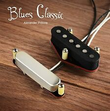 Telecaster pickup set fit Fender Telecaster Scatterwound tele pickups AlNiCo5.
