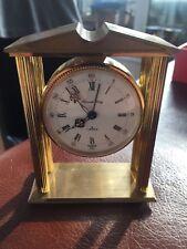 Armand Leroy France huit Jour Horloge jamais utilisé encore dans boîte d'origine avec papiers