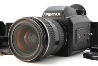 【Exc+5】 Pentax 645NII Medium Format Camera + SMC FA 45-85mm f/4.5 from JAPAN 896