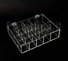 Scatola in plexiglass 24x18x6 cm