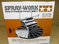 Tamiya #74522*1500 Spray-Work Painting Stand Set - Boxed