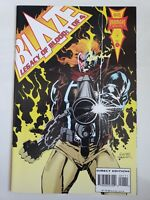 BLAZE: LEGACY OF BLOOD #1-4 (1993) MARVEL COMICS FULL COMPLETE SET! GHOST RIDER