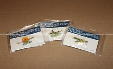 PINS CAMEL COLLECTION DES 3 AVIONS COLLECTOR NEUF