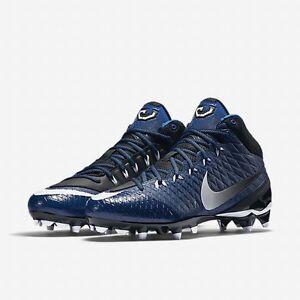 Nike CJ3 Pro TD Sport Royal Blue White Black football cleat calvin 723976-410