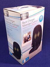 Homedics - Portable Variable Intensity Back Massage Cushion - with Heat