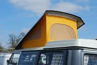 VW T2 Westfalia Roof Canvas-Front Hinging Heavy Duty 1968-1973 Yellow C81783Y