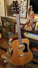 Washburn D-12S Steel 6 String Acoustic Guitar