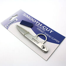 "Consew Smooth-Cut Stainless Steel 4-1/2"" Thread Clipper Cutter Snip"