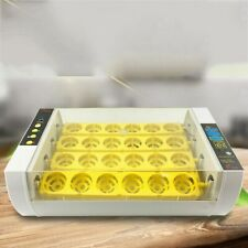 Small 24 Eggs Incubator Automatic Digital Farm Duck Chicken Hatcher Turning