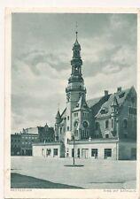 Ak, Krotoschin, Ring mit Rathaus, 1942, (N)1830