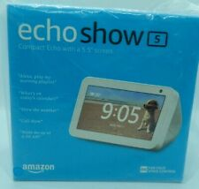 Amazon Echo Show 5 Sandstone White Smart Display with Alexa NEW