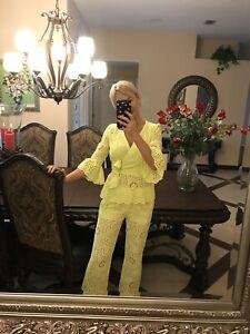Stylish pantsuit Julia Bombardi