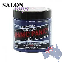 Manic Panic Classic Hair Colour 118ml Blue Steel