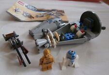 LEGO STAR WARS 9490 DROID ESCAPE - TWO MINI FIGURES