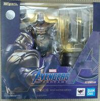 S.H. Figuarts Thanos Final Battle Action Figure Avengers Endgame Tamashii