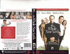 The Whole Nine Yards-2000-Bruce Willis-Movie-DVD