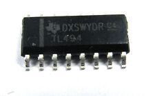 Modo de conmutador TL494 circuito de control PWM-Paquete de 16 Pines Smd.