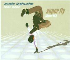 Music Instructor Super fly (upper mc; 2000, feat. Dean) [Maxi-CD]