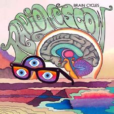 Radio Moscow - Brain Cycles LP - SEALED - New Copy - Psychedelic Rock