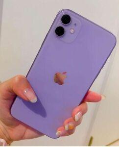 Apple iPhone 11 - 68gb - Purple A2111 (CDMA + GSM)