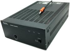 Atlas Sound PA601 60W Single Channel Power Amplifier