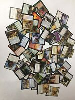 Magic The Gathering Uncommon / Foil  Bundle 100 Cards MTG
