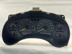Speedometer US Column Shift With Tachometer Fits 98 BLAZER S10/JIMMY S15 1370842