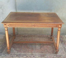 Ancienne table en noyer