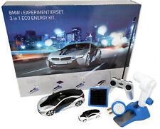 EDU-Toys BMW i Experimentierkasten i8 Concept Car RC Auto 2 Fahrzeuge groß+klein