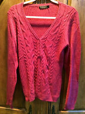 The Limited Women's Red Sweater Size XL NEW