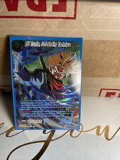 SS Trunks, God Sealing Technique BT10-075 SPR- Dragon Ball Super