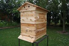Bienenbeute mit 7 automatischen Plastikwaben flow hive Imkerei Beute