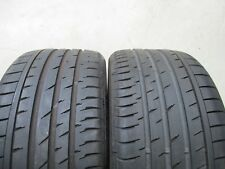 2x (265/35/19) 265/35R19 98Y Continental Sport Contact 3 Tyres 99%