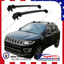 Roof Rack for Jeep Compass Cross Bar 2017 2018 Roof Rails OE Style Storage
