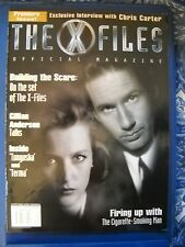 THE X FILES OFFICIAL MAGAZINE VOL 1 #1 PREMIER ISSUE 1997