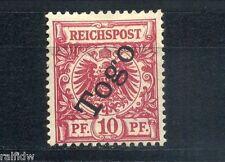 Togo 10 Pfg. Adler 1899 Michel 3 b Farbe geprüft (S4870)