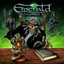 EMERALD - Reckoning Day CD Sinner, Primal Fear, Helloween, Aska,US Metal,Private