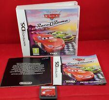 Cars: Race-O-Rama (Nintendo DS) VGC