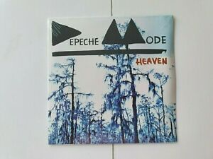 DEPECHE MODE CD 5 TITRES HEATHEN