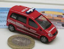 Herpa 046404: MB Vaneo    Feuerwehr Bremen
