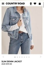 Country Road Denim Jacket (Current Season)