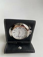Montblanc Quartz Travel Desk Alarm Clock in Perfect Condition - 7056 AL1526353