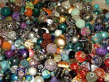 NEW FREE SHIPPING 50/pcs Jesse James Beads LOT RANDOM PICK mix
