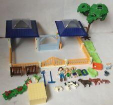 playmobil 4344  ANIMAL NURSERY VET OPERATING ROOM THEATRE SURGERY HOSPITAL