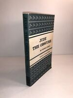 Jude The Obscure by Thomas Hardy 1965 Riverside Edition Paperback
