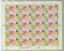 Scott# 4334...42 Cent.....Olympics....Pane of 20 Stamps
