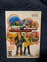 Active Life Extreme Challenge Nintendo Wii COMPLETE TESTED AND WORKING FREE SHIP